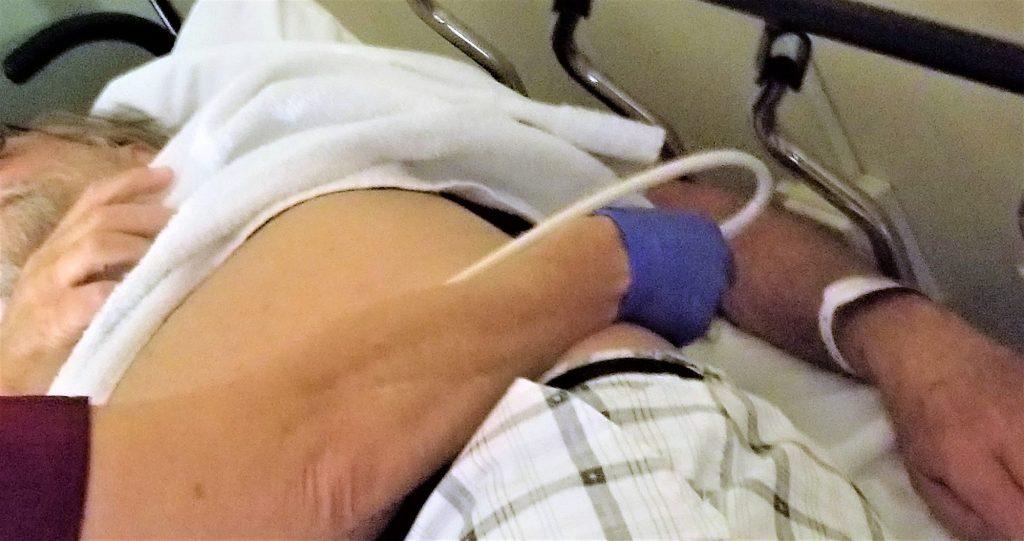 Kidney Ultrasound!
